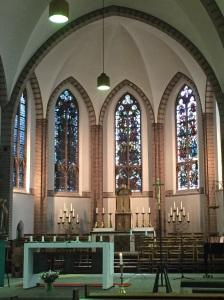 St. Ansfidus altar