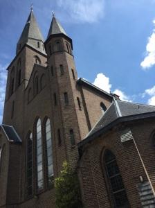 St. Ansfridus, exterior
