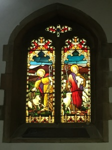 Eckington stained glass